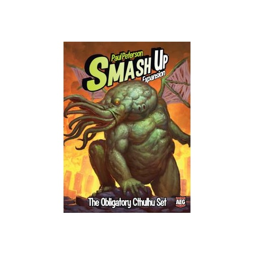 Smash Up: Obligatory Cthulhu Exp