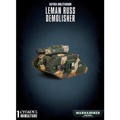 47-11 Astra Militarum Lemun Russ Demolisher