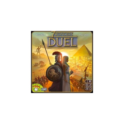 7 Wonders - Duel (Stand Alone)