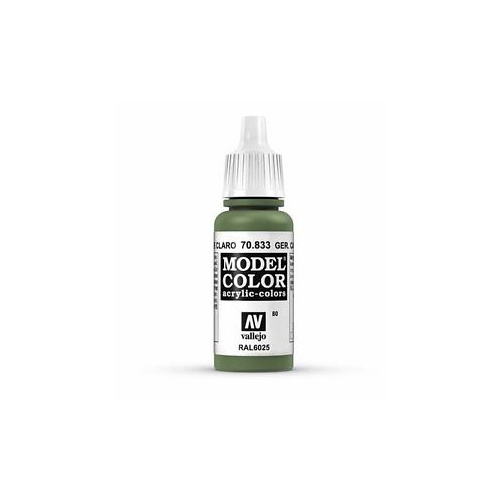 Model Colour Ger Cam Light Green 17 ml