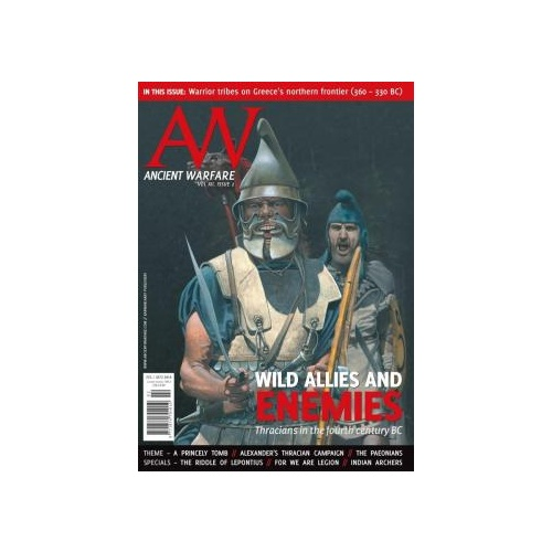 Ancient Warfare Volume XII Issue 2