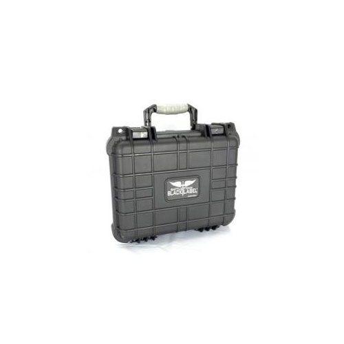 The Sirocco Black Label Case Pluck Foam Load Out