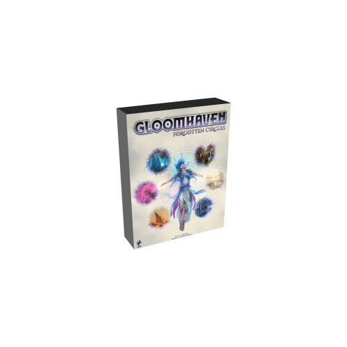 Gloomhaven: Forgotten Circles Expansion