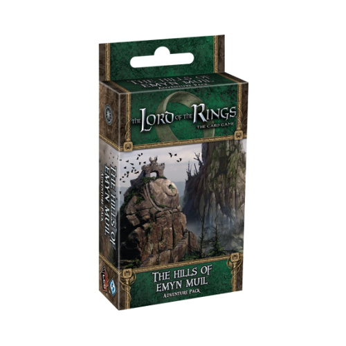 The Lord of the Rings LCG: The Hills of Emyn Muil Adventure Pack