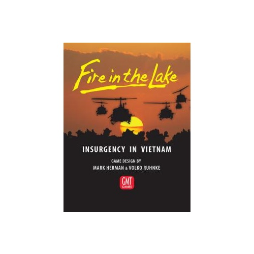 Fire in the Lake - Insurgency in Vietnam (2nd Printing)