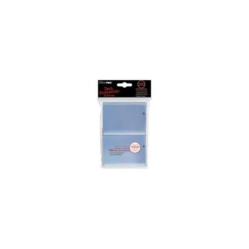 Ultra-Pro Deck Protector Sleeves: Clear (100)