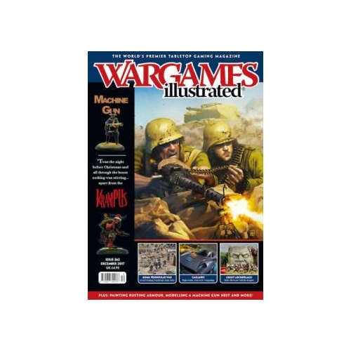 Wargames Illustrated #362