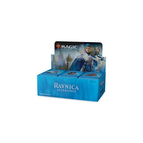 Ravnica Allegiance Booster Display Box (36 Boosters)